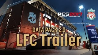 PES 2017 - Liverpool FC Trailer