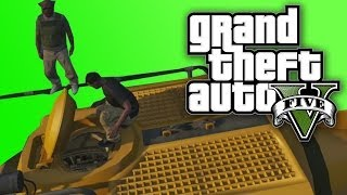 GTA 5 Online How To Get A Submarine In Multiplayer (GTA
