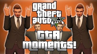 GTA 5 Online Funny Moments! - The Ride Of Your Life, The Windmill Massacre, Trolling Daithi & More!