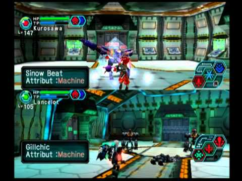 Phantasy Star Online EP I & II - Kurosawa X Lancelot - Mine 1 VH ~Part V~