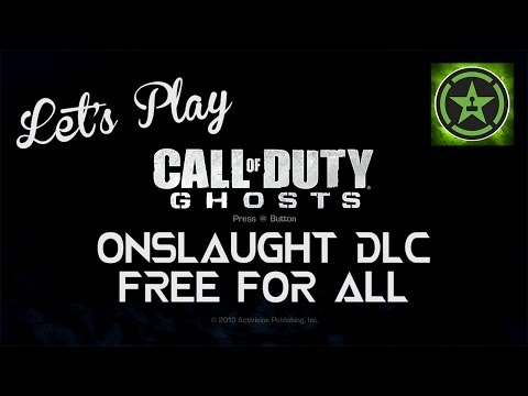 Lets Play Wednesdays - Let's Play - Call of Duty: Ghosts - On Slaught DLC Free For All