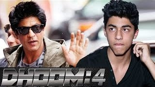 """Shahrukh Khan's Son Aryan To Debut With """"Dhoom"""" Movie"""