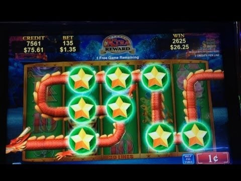 dragons law slot game