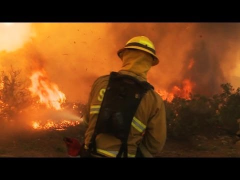Worry Over Future Wildfires in Southern California
