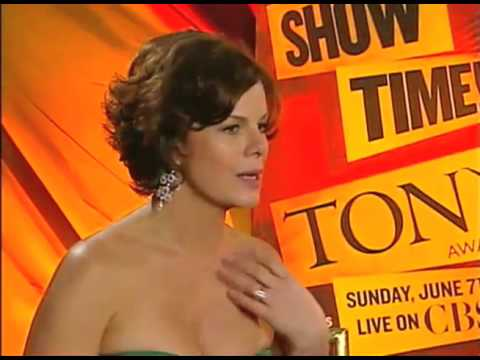 Interview with Tony Award Winner Marcia Gay Harden