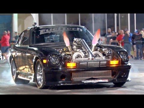 FIREBREATHING 280z - Twin Turbo BEAST!