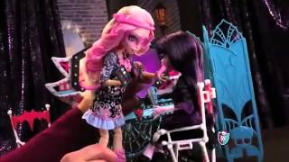 2014 ° MONSTER HIGH: FRIGHTS, CAMERA, ACTION! Honey
