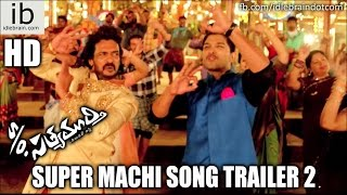 S/o Satyamurthy New Song Trailers