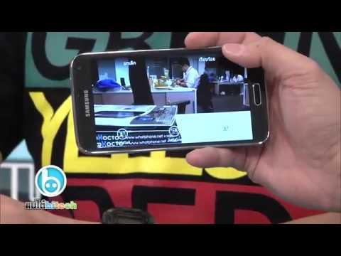 แบไต๋ไฮเทค Review Samsung Galaxy S5