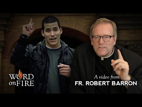 "Thumbnail image for 'Fr. Barron comments on ""Why I Hate Religion, But Love Jesus""'"
