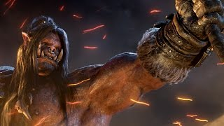 World of Warcraft: Warlords of Draenor - animácia