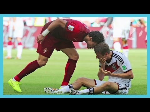 Pepe's headbutt, Muller's hat-trick, Ghana vs USA & World Cup previews | Day 6 | World Cup Show