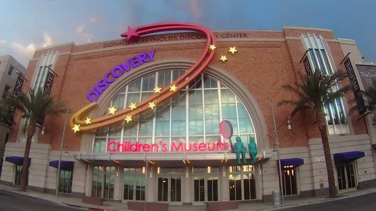 Discovery Childrens Museum - Las Vegas, Nevada - YouTube