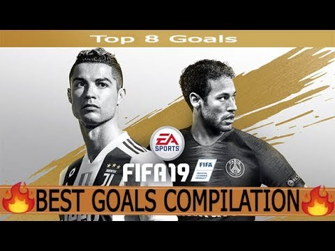 FIFA 2019  ● BEST GOALS COMPILATION  |
