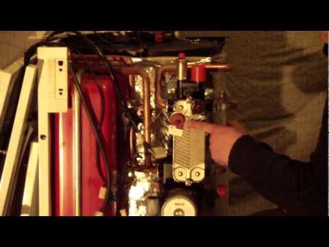 Reparar caldera gasoil video jsm tutorial sustituci n for Averia caldera roca