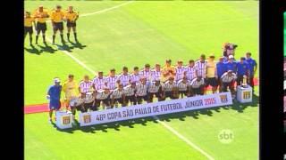 Corinthians � o campe�o da Copa S�o Paulo de Futebol J�nior