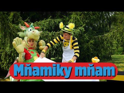 Smejko a Tanculienka - M�amky m�am