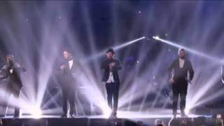 Nsync Bye Bye Bye/Girlfriend (VMA 2013)