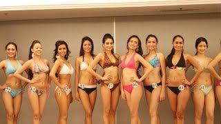 Binibining Pilipinas 2014 Swimsuit Pictorial