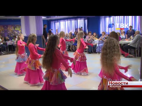 «Об отдыхе мечтают молодые, а мы мечтаем о работе»: новый танцевальный сезон открыл искитимский клуб «Эхо молодости»