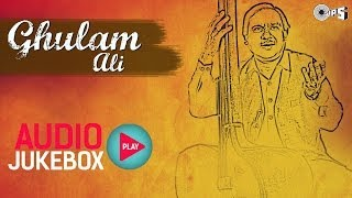 Ghulam Ali Best Ghazals Audio Songs