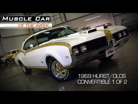 Muscle Car Of The Week Video #11: 1969 Hurst / Olds Convertible