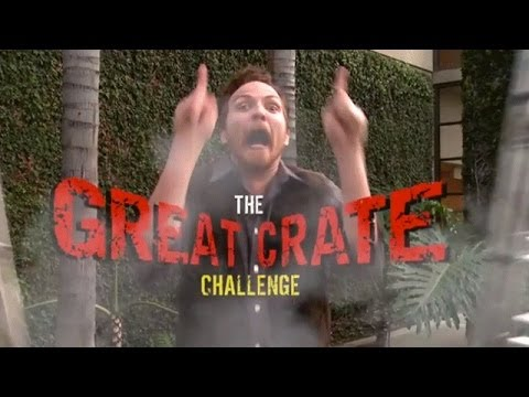 The Great Crate Challenge