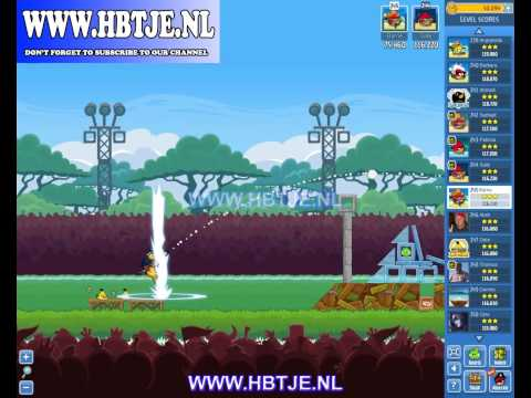 Angry Birds Friends Tournament Week 92 Level 1 High Score 144k (tournament 1)