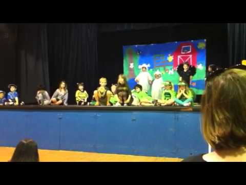 Calvin's Kinder Play