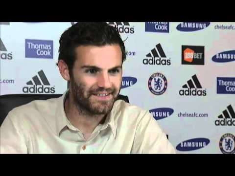 Chelsea FC - Juan Mata deal completed