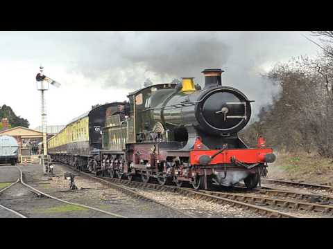 Gloucestershire Warwickshire Railway Winchester Hampshire