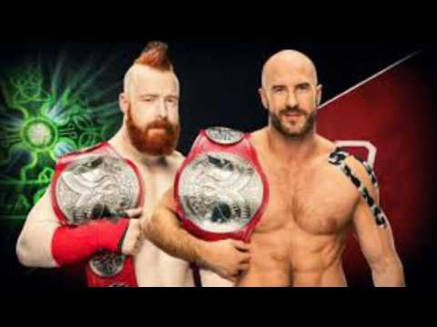Cesaro and sheamus combined theme song hd