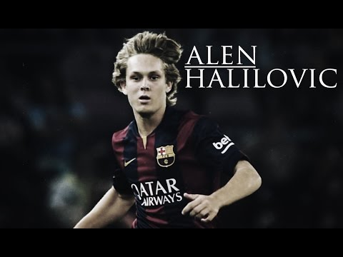 Alen Halilović - Welcom To Barcelona - Young Talent - 2014 | HD