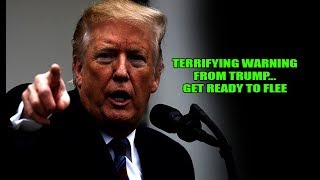 Prepare to Flee The Cities! TRUMP Just made WARNING Speech! No more FOOD Stamps? Civil CRISIS here!