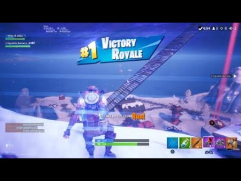 Fortnite: Funny Shockwave Kill