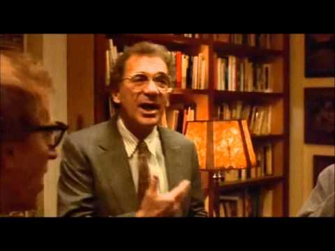 Woody Allen Sydney Pollack mariti e mogli inizio film.wmv