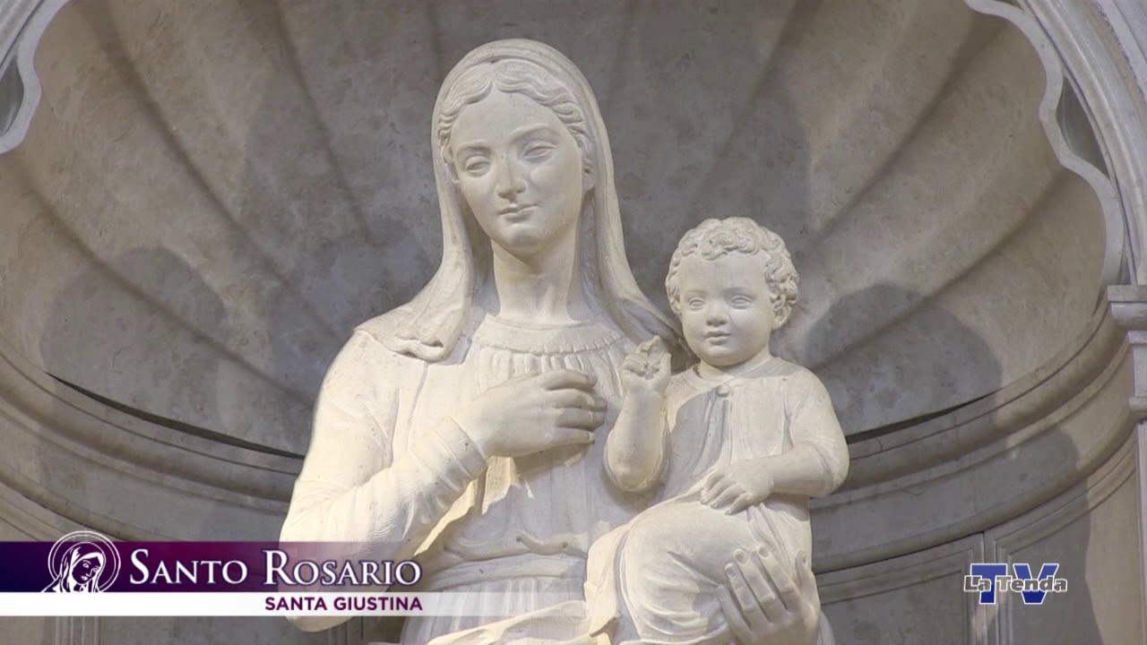 Santo Rosario - 10 maggio - Santa Giustina