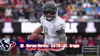 Football Gameplan's 2015 NFL Midseason Mock Draft