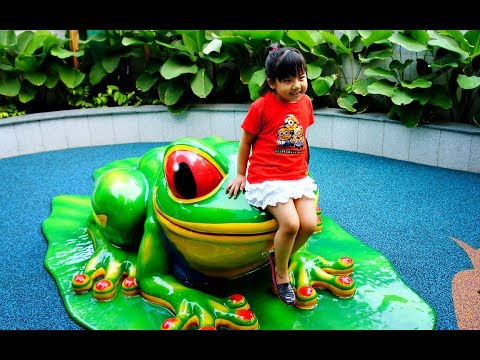 Best Free Playground for Cute Kids in Asia