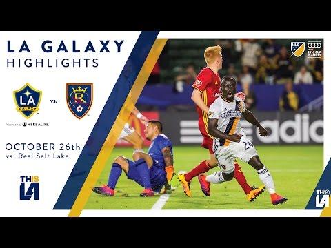 Video: Watch Ghanaian ace Ema Boateng scoring two Messi-like classic goals in LA Galaxy win