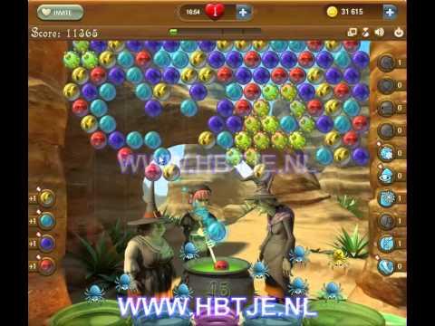 Bubble Witch Saga level 116