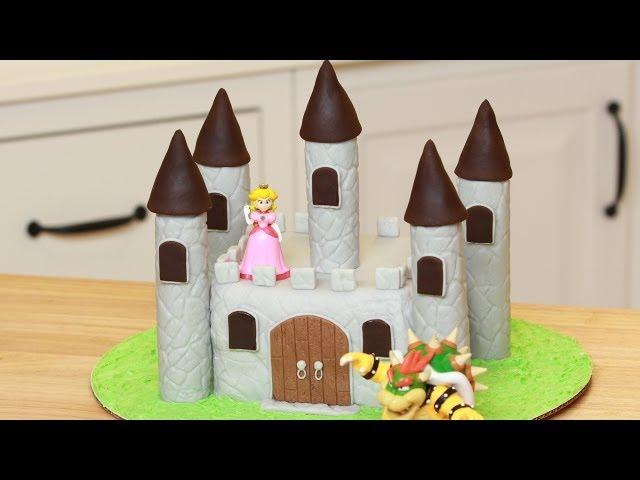 Companion Cube Cake Nerdy Nummies