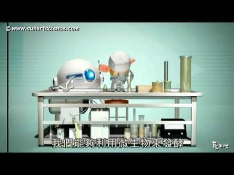 12_生質能_生質能製造酒精的原理