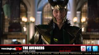 2 Secret Ending Spoilers! The Avengers TFX Movie Review