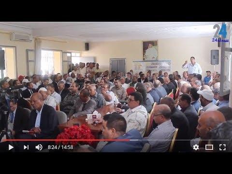 بالفيديو: هذا ما قاله نشطاء من مدينة تنجداد لوالي جهة درعة تافيلالت خلال اليوم التواصلي