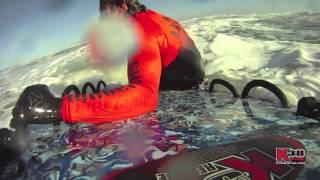 Mavericks Surf Contest - K38  Big Wave Surfing Rescues