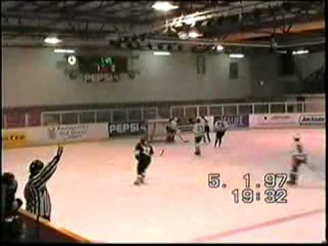 Basingstoke Lady Bision vs Oxford Zodiacs 1997