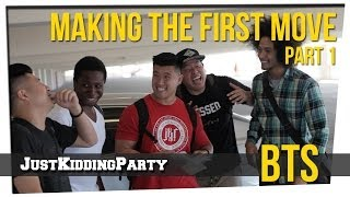 """Making The First Move"" Behind The Scene - Part 1"