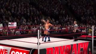 WWE 2K14 - GM MODE - NEXT BIG THING - ROB VAN DAM AT MONEY IN THE BANK - #TWUESDAY
