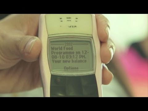 Getting Food Via SMS In The Philippines - World Food Programme
